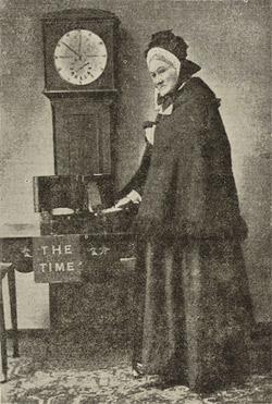 Женщина, которая продавала время