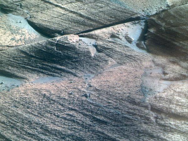 Шесть лет в марсианской пыли