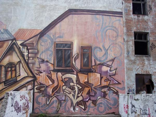 Граффити