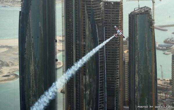 """Авиагонка """"Red Bull Air Race"""""""