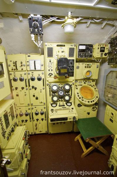 ориентация подводных лодок под водой
