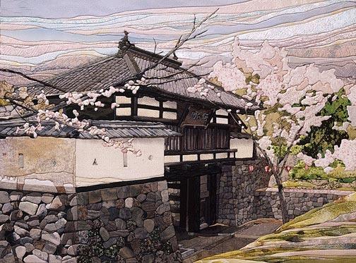 Кинусайга - бесконечная жизнь кимоно.