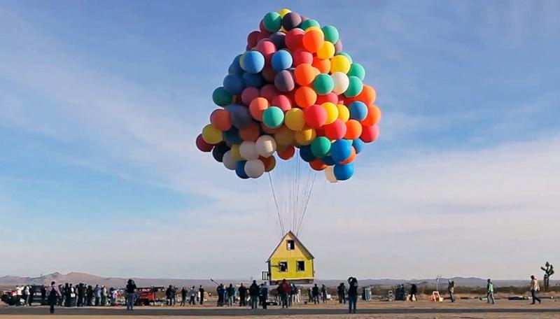 насколько безопасно летать на воздушном шаре один самых