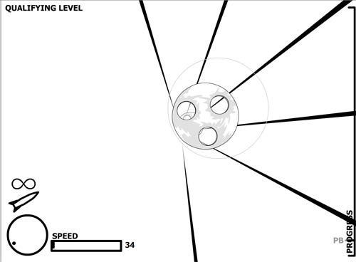 The missile game 3d