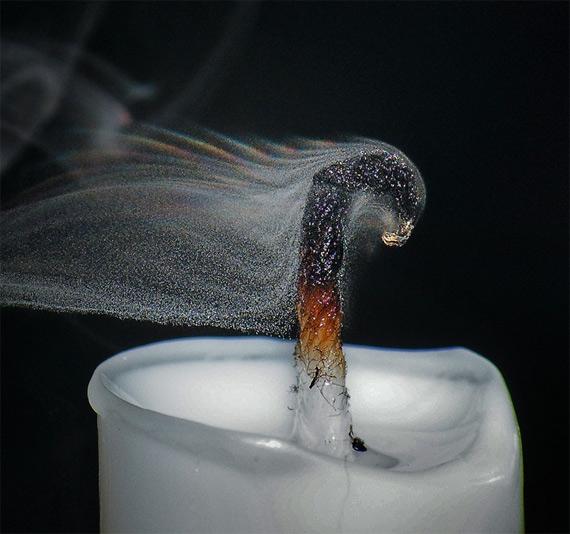 Потухшие свечи