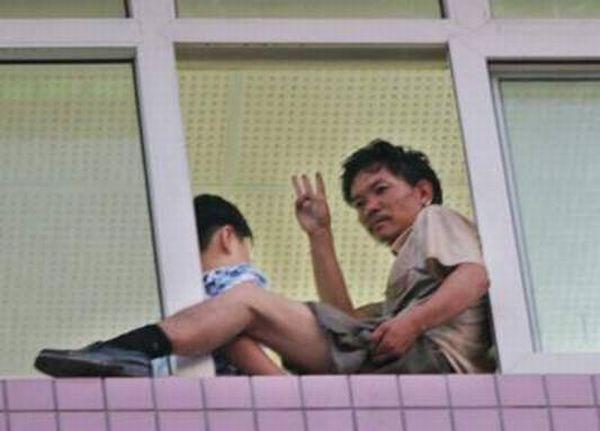 Как в Китае ведут переговоры с захватчиками заложников
