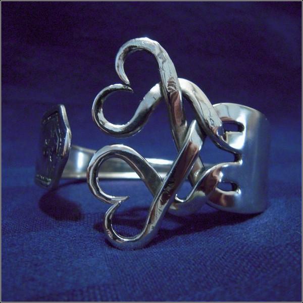 Произведения искусства из столового серебра