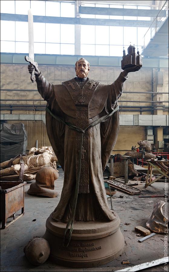 Производство памятников и скульптур