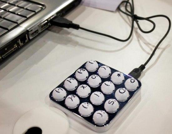 Клавиатура со смайликами