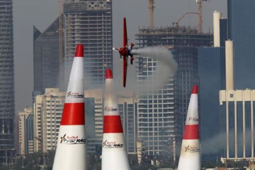 "Авиагонка ""Red Bull Air Race"""